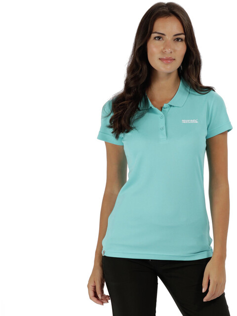 Regatta Maverick IV - T-shirt manches courtes Femme - turquoise